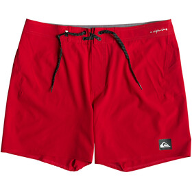 Quiksilver Highline Kaimana 16 Boarshorts Men Quik Red